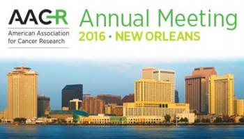 Almac Discovery to present poster at the AACR Annual Meeting in New Orleans ( April 16 - 20)