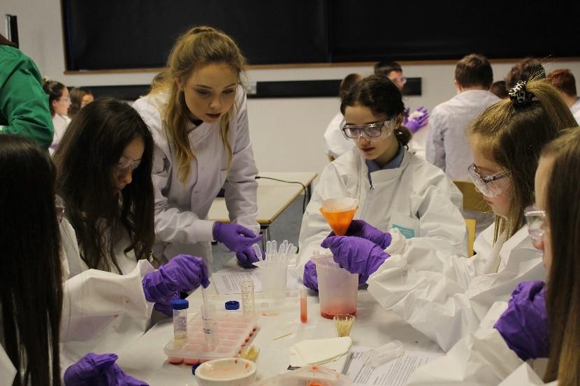 Almac Group's STEM Pathway® Programme at W5