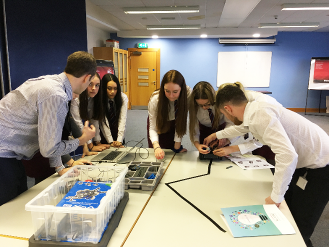 Year 13/14 - Life in the Pharmaceutical Industry : Which Course? What Career?