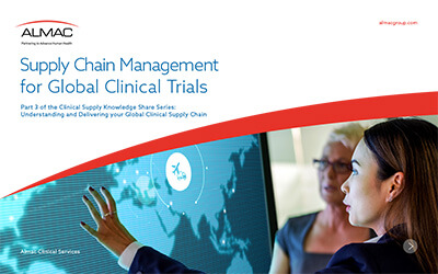 Clinical supply chain management services to suit all client types