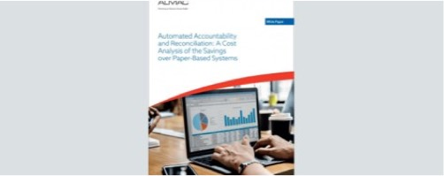 Automated drug Accountability and Reconciliation: A Cost Analysis of the Savings over Paper-Based Systems