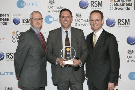Almac Group Named UK Trade & Investment Winner in Final of European Business Awards 2014/15