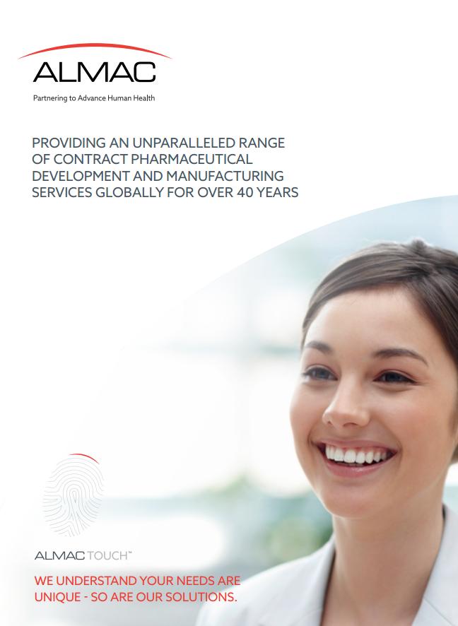 Almac Overview Brochure
