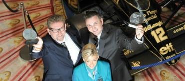 Almac flies high at Aer Lingus Viscount Awards