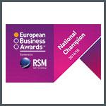European Business Awards 2014/15