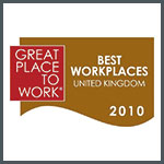 UK's Great Place to Work Awards