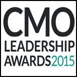 CMO Leadership Awards 2015