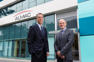 Almac Expands Asia Pacific Presence with new Facility in Singapore