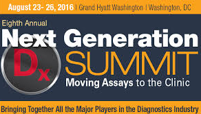 Join Almac at the upcoming  Next Generation Dx Summit where Dr Katarina Wikstrom will present 'Driving the Development of Next-Generation Sequencing Based Companion Diagnostic through IVD Partnerships
