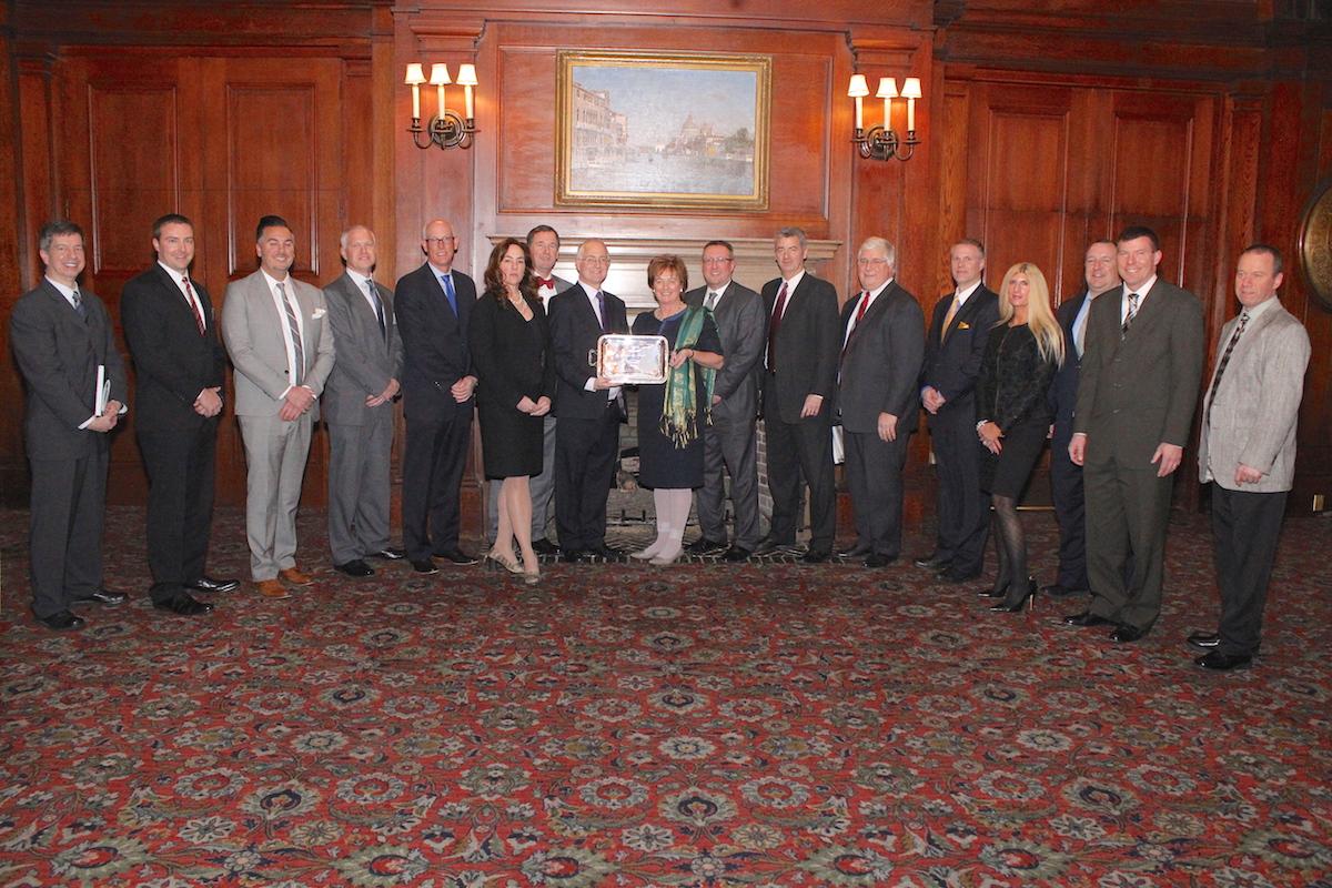 Almac Group Win Irish American Business Chamber Award in USA