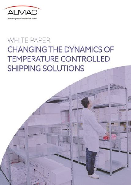 The Almac Pod™ – Changing the Dynamics of Temperature Controlled Shipping Solutions