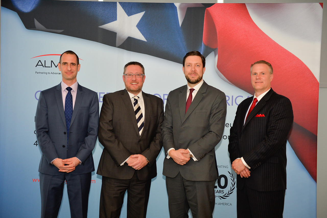 Almac Group Hosts Official Visit by British Deputy Consul General