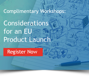 Considerations for EU Product Launch