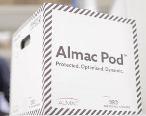 Almac Pod™ Temperature Controlled Shipping Solutions