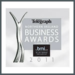 Belfast Telegraph Business Awards 2012
