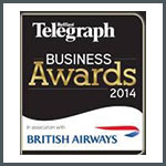 Belfast Telegraph Business Awards 2014