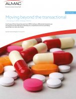 Moving beyond the transactional – Choosing a CDMO Strategic Partner