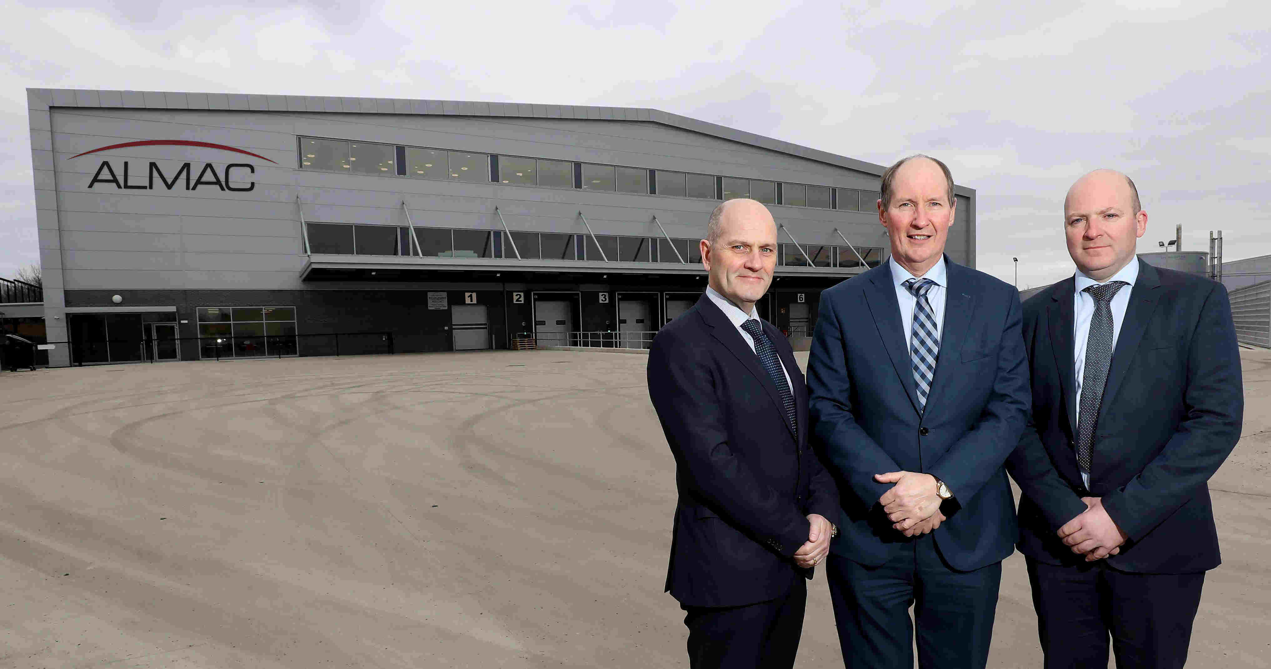 Almac Group Expands with Opening of £20 million Cold Chain Facility