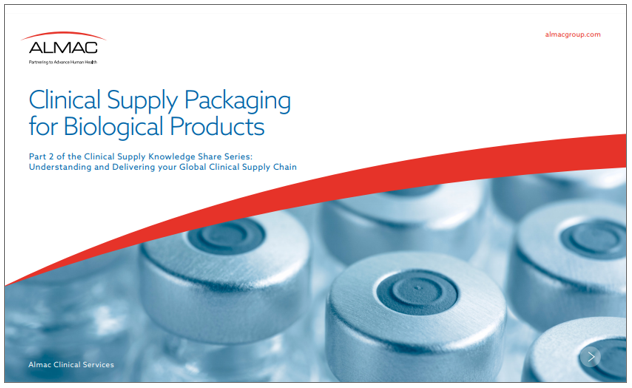 Clinical Packaging for Biological Products