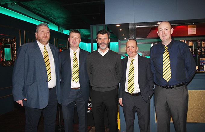 TTBS Roy Keane