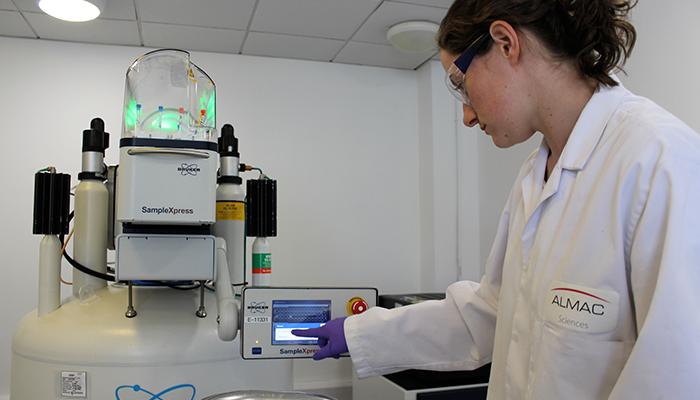 Almac Group Invests in NMR Equipment to Enhance Existing Analytical Services Capability
