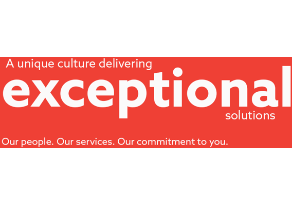 A unique culture delivering <strong>exceptional</strong> solutions. Our people. Our services. Our commitment to you.