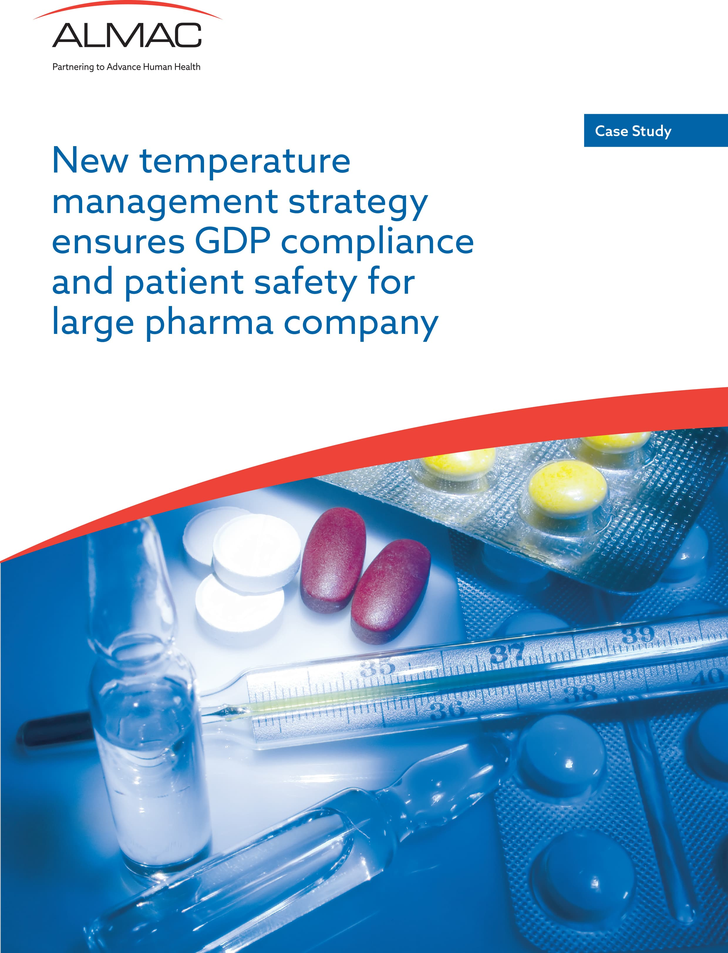 New temperature management strategy ensures GDP compliance and patient safety for large pharma company