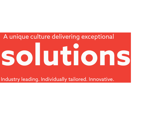 A unique culture delivering exceptional <strong>solutions</strong>. Industry leading. Individually tailored. Innovative.