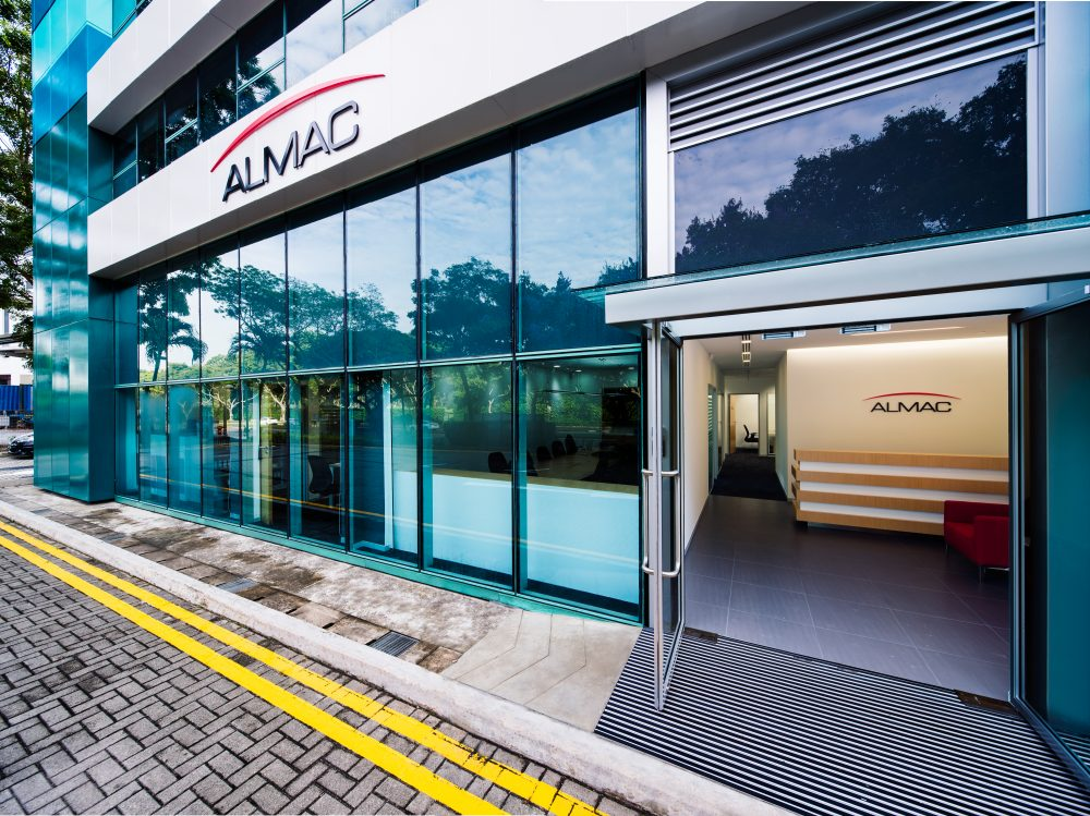 Almac Group Announces Successful HSA Inspection of Singapore Facility