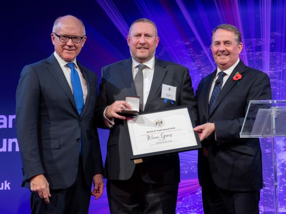 Almac Group Receives Board of Trade Award by the United Kingdom's Department of International Trade (DIT)