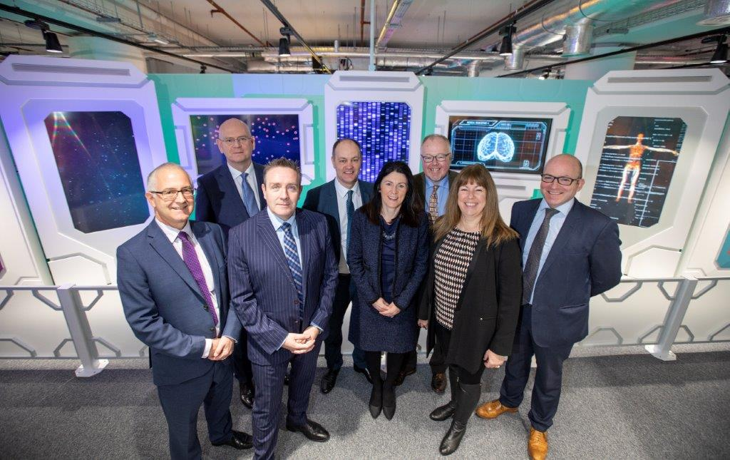 W5 Opens New MED-Lab Exhibition