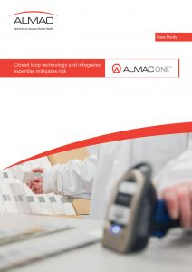 Almac One- Closed loop technology and integrated expertise mitigates risk