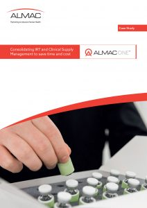 Almac One- Consolidating IRT and Clinical Supply Management to save time and cost