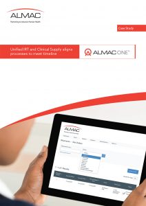 Almac One- Unified IRT and Clinical Supply aligns processes to meet timeline