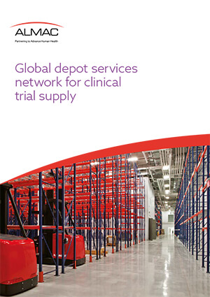 Global Depot Services Network for Clinical Trial Supply