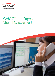 WebEZ<sup>TM</sup>  and Supply Chain Management