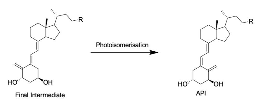 Photoisomerisation