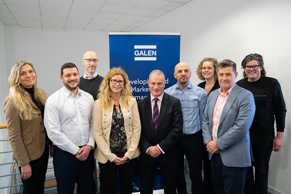 Galen, an Almac Company, announces Completion of Multi-Million Pound POA Pharma Acquisition